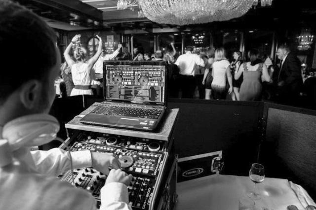диджей на праздник свадьбу Москва
